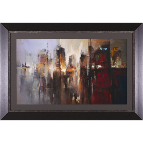Art Effects Citadel by A. Micher Framed Painting Print by Art Effects