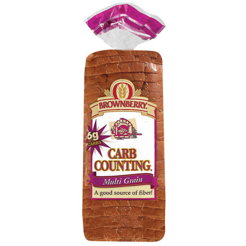 Brownberry Carb Counting Multi Grain Bread 20 Oz