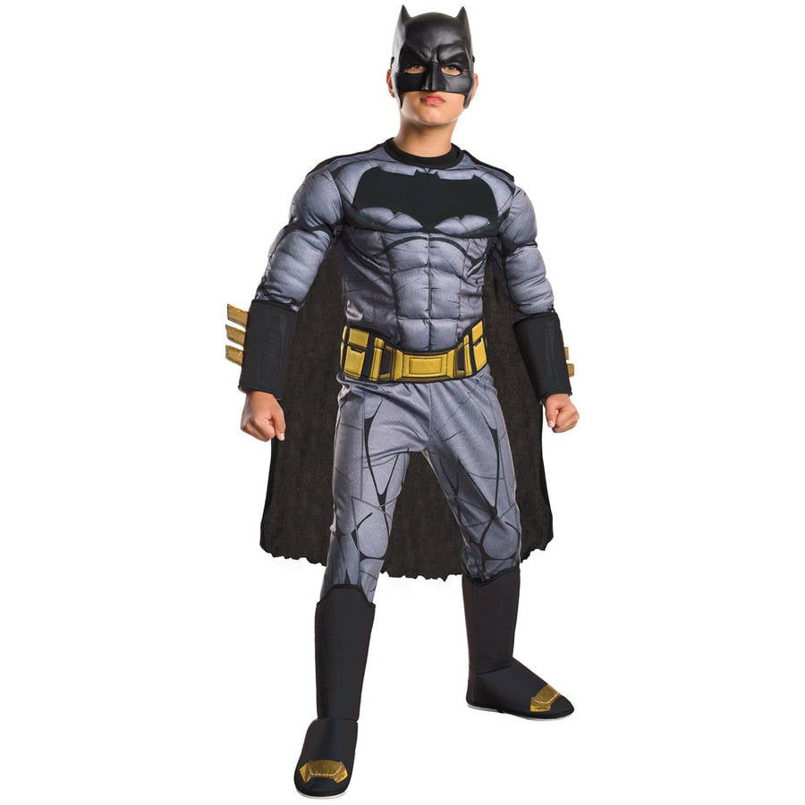 Batman Vs Superman: Dawn of Justice Deluxe Batman Child Halloween ...