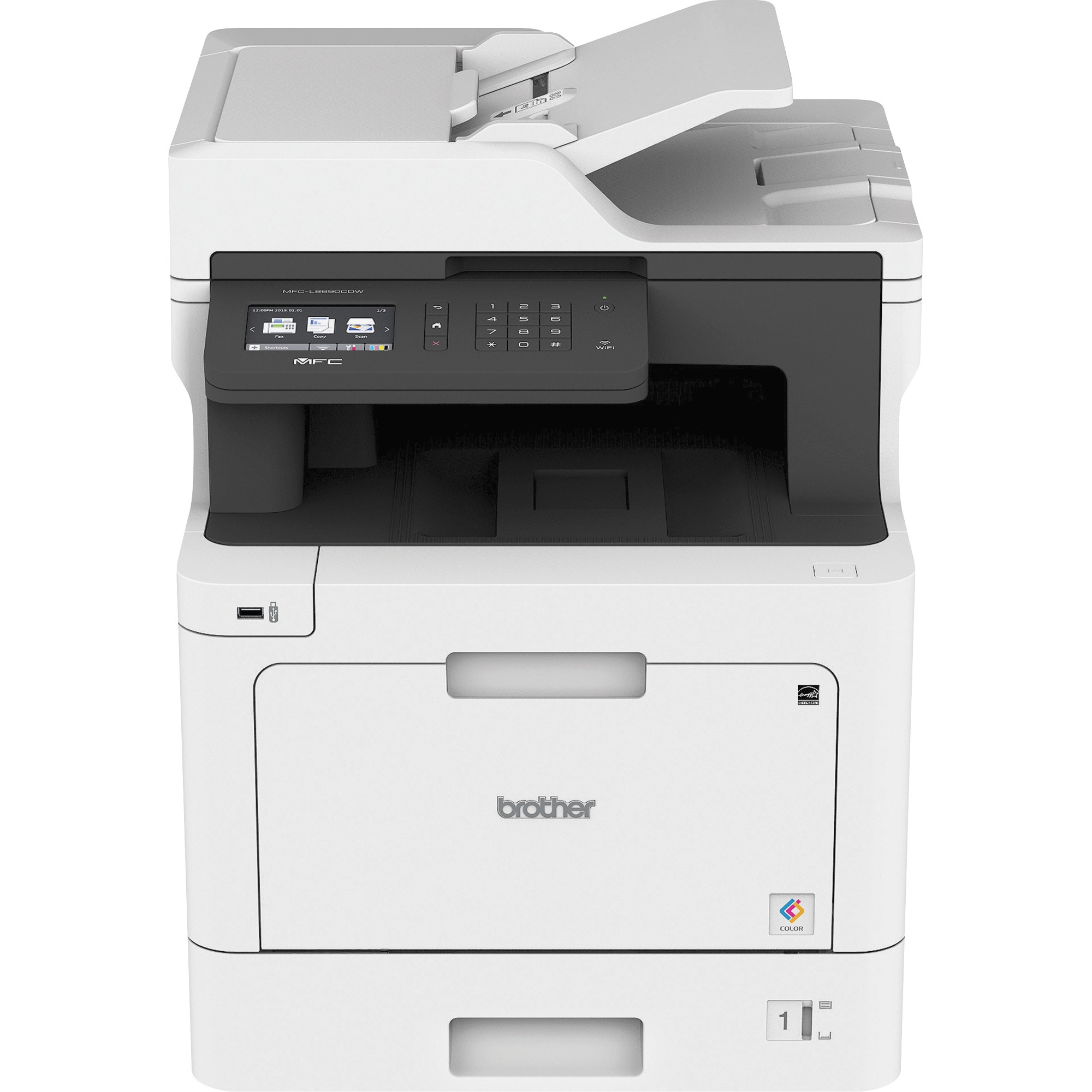 Brother MFC-L8610CDW Laser Multifunction Printer by Brother