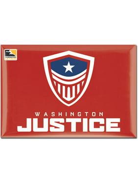 Washington Justice WinCraft 2'' x 3'' Magnet