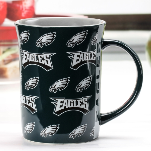 Philadelphia Eagles 15oz. Line Up Mug - No Size