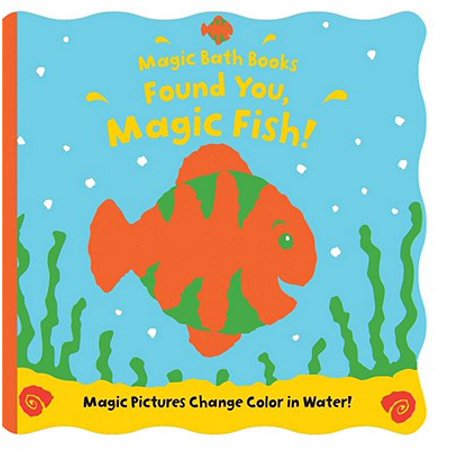 Found You, Magic Fish! (G&s Magic Fish)