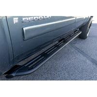 Addictive Desert Designs 03-18 Chevy Silverado 1500 4 Door ADD Lite Side Steps