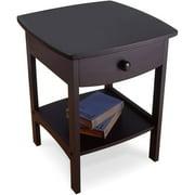 Curved Nightstand / End Table