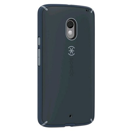 Refurbished - Speck MightyShell Case for Motorola Droid Maxx 2 (Charcoal/Nickel
