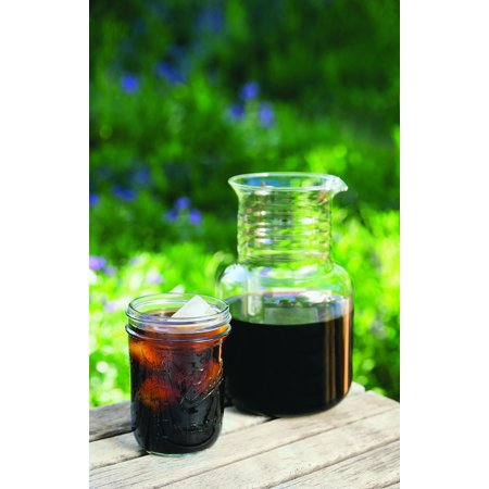 Toddy Glass Decanter with Lid