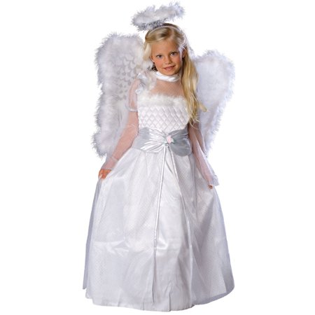 Girl's Rosebud Angel Costume Rubies 882749