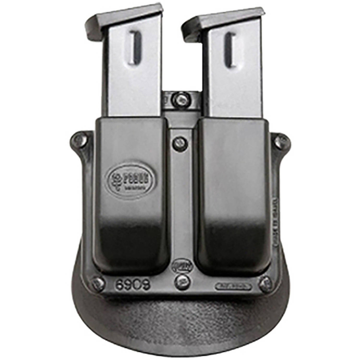 Fobus 6909NDBH Double Magazine Holders by FOBUS USA