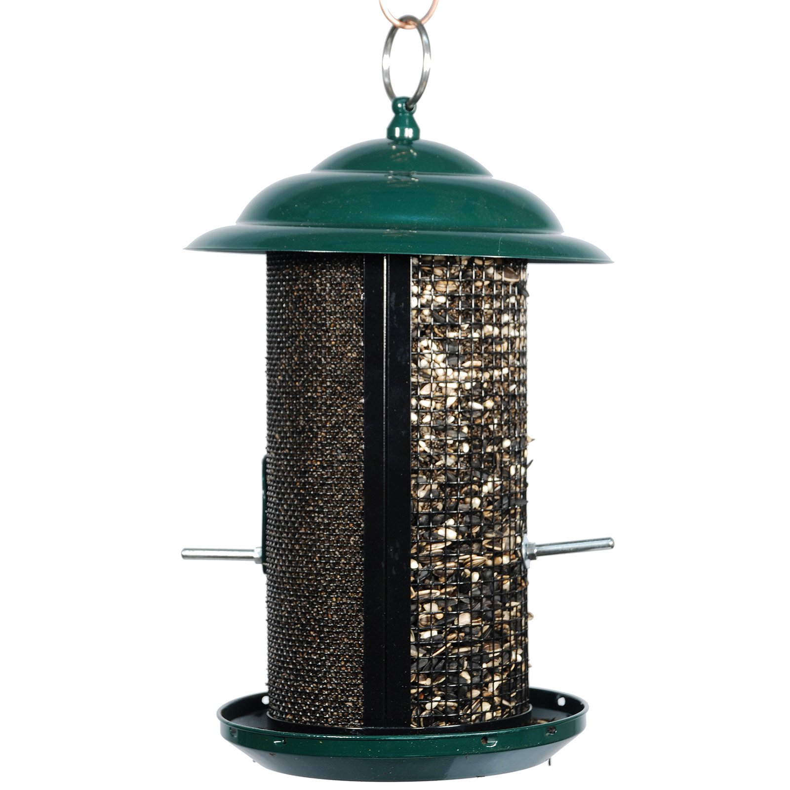 Audubon NA12263 3 Lb Green Metal Mesh Feeder