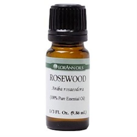LorAnn Rosewood Natural Essential Oil 1/3 Ounce