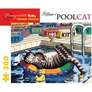 Pool Cat Puzzle