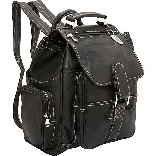 David King & Co. Deluxe Top Handle Extra Large Backpack