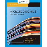 Microeconomics : Principles & Policy