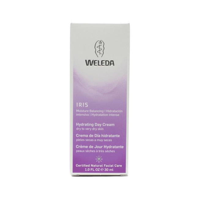 Weleda 1202902 Hydrating Iris Day Cream, 1 fl oz 6 Pack Clearasil Ultra Blackhead Scrub Heals acne fast 5oz Each