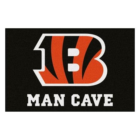 NFL - Cincinnati Bengals Man Cave All-Star Mat 33.75