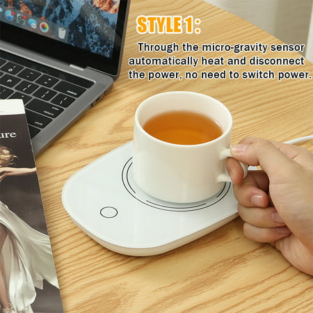 Coffee Mug Warmer&Tea Cup Warmer Heater Heating Plat for ...
