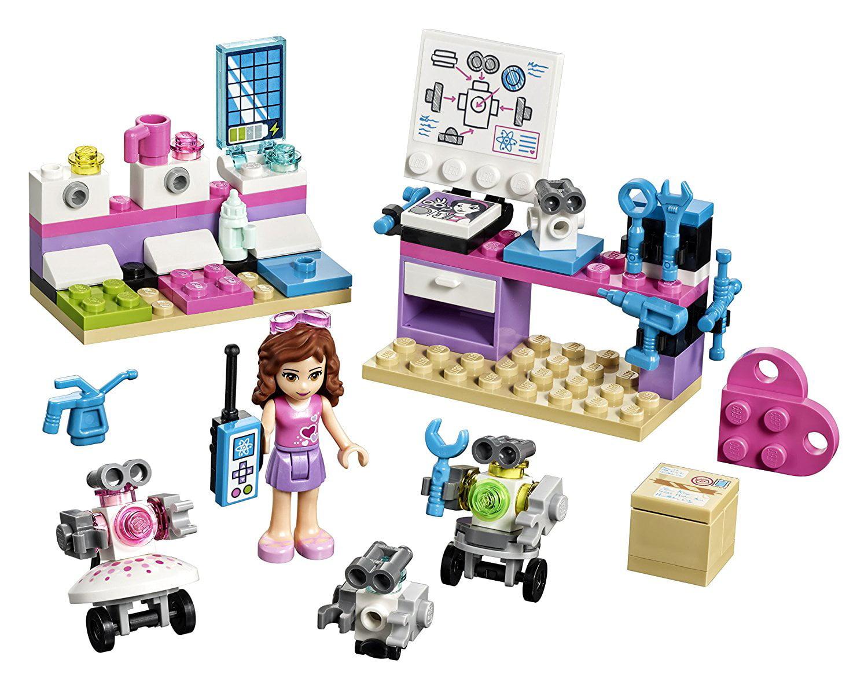 Lego Friends Olivias Creative Lab 41307 Walmartcom