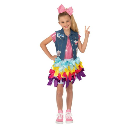 Halloween JoJo Siwa Bow Dress