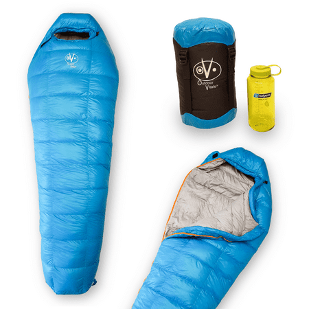 Outdoor Vitals Summit 20 Degree down sleeping bag (Best 20 Degree Down Sleeping Bag)