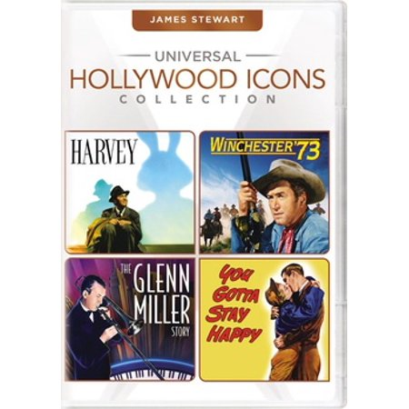 Universal Hollywood Icons Collection: James Stewart (DVD)](Universal Studios Hollywood Halloween)