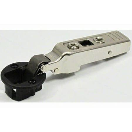 Blum 75t4100 Clip Top Full Overlay Screw On Glass Cabinet Door Hinge