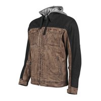 Speed & Strength Rough Next Mens Textile Jacket Brown/Black