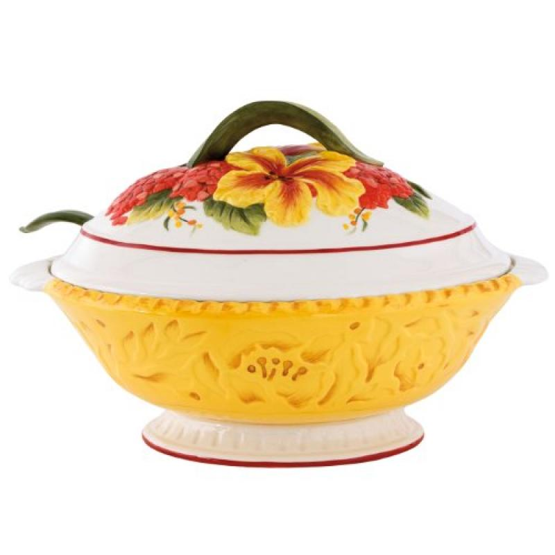 Flower Market Collection, Tureen