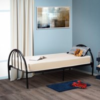 Fortnight Bedding 6 Inch Foam Mattress with Fabric Cover, for RV, Folding, Guest & Day Bed-- CertiPUR-US® Certified