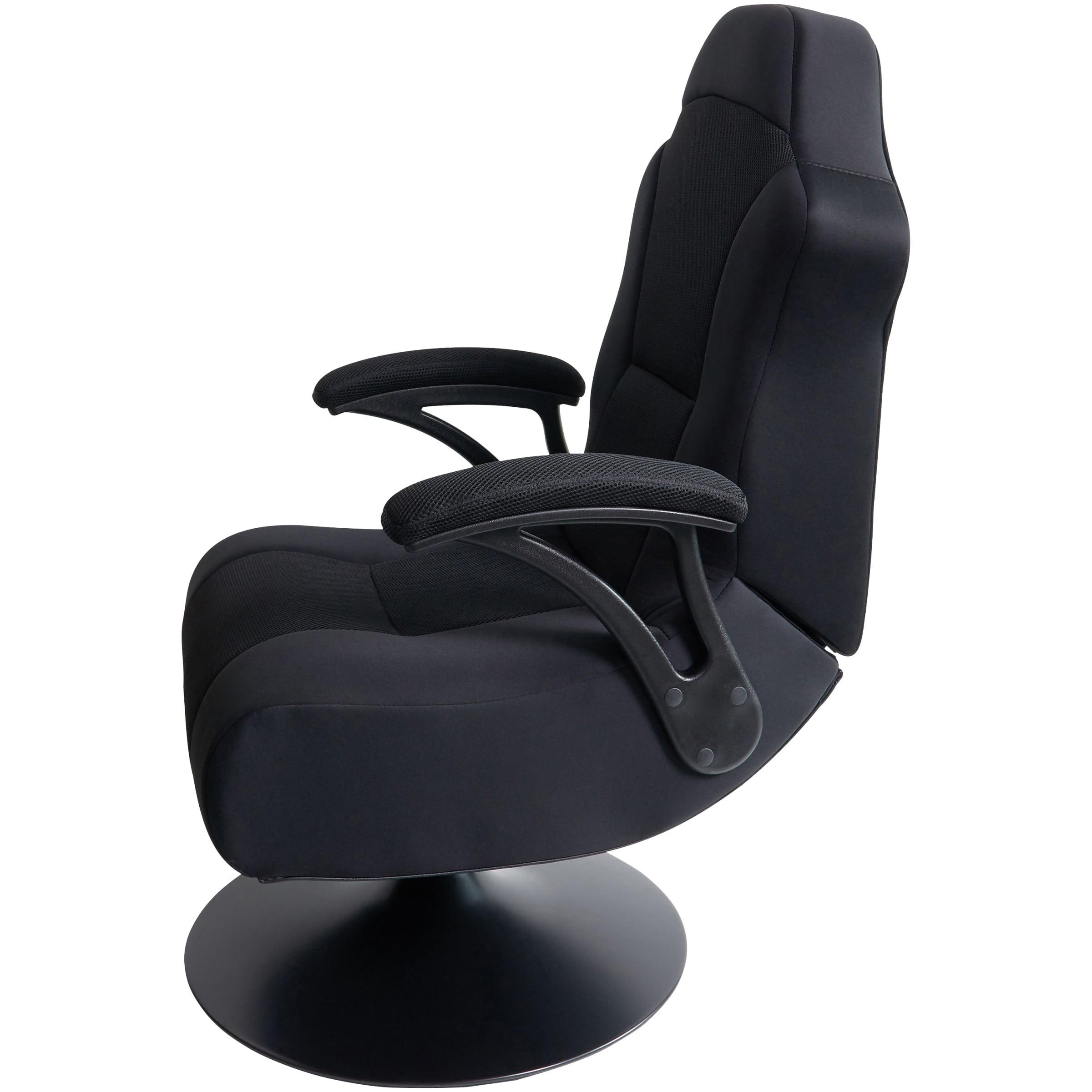 Amazing X Rocker X Pro 300 Black Pedestal Gaming Chair Rocker With Ibusinesslaw Wood Chair Design Ideas Ibusinesslaworg