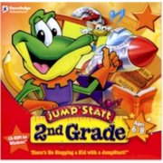 Knowledge Adventure Jumpstart World Of Learning 2nd Grade - Educational Game - Pc (jump2ndjc)
