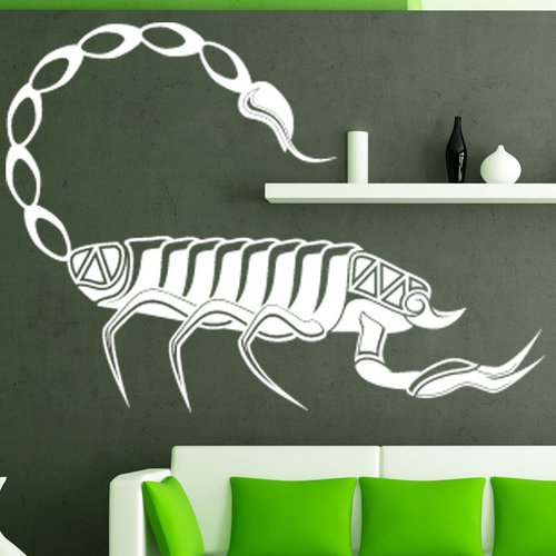 Style and Apply Scorpio Wall Decal