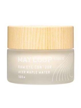 May Coop Raw Eye Contour Cream, 0.67 Oz