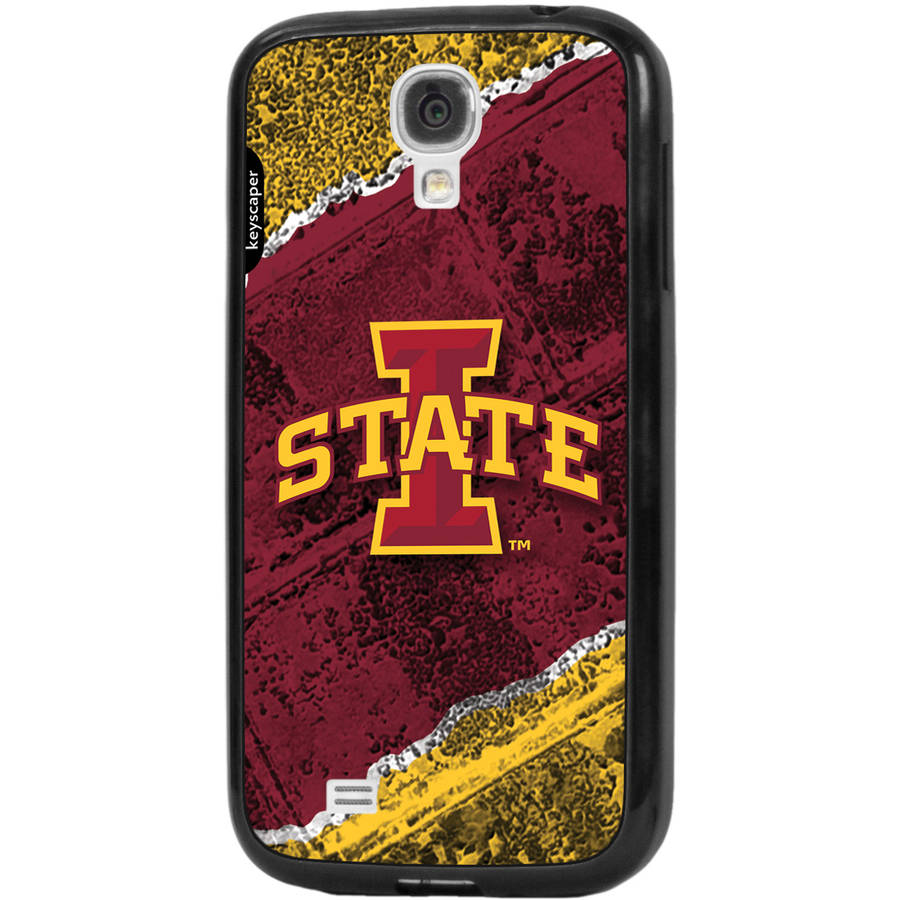 Iowa State Cyclones Galaxy S4 Bumper Case