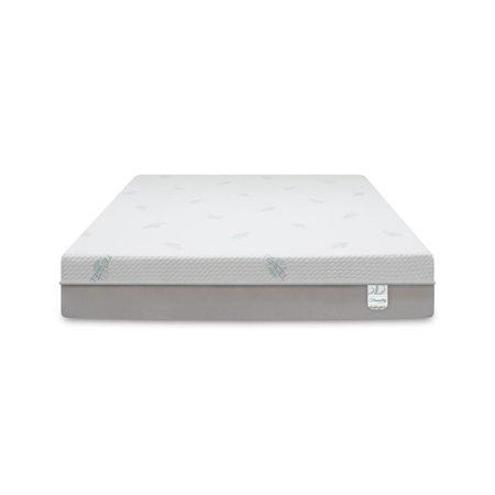 Bed In A Box Tranquility Gel W Natural Tencel Memory Foam Mattress Cal King