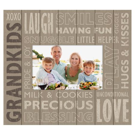Malden Grandkids Subway Tabletop Picture Frame