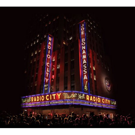 Live At Radio City Music Hall [CD/BR] (CD) (Includes Blu-ray) ()