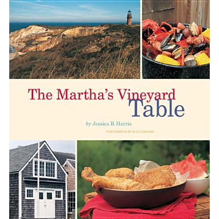 The Martha's Vineyard Table - eBook