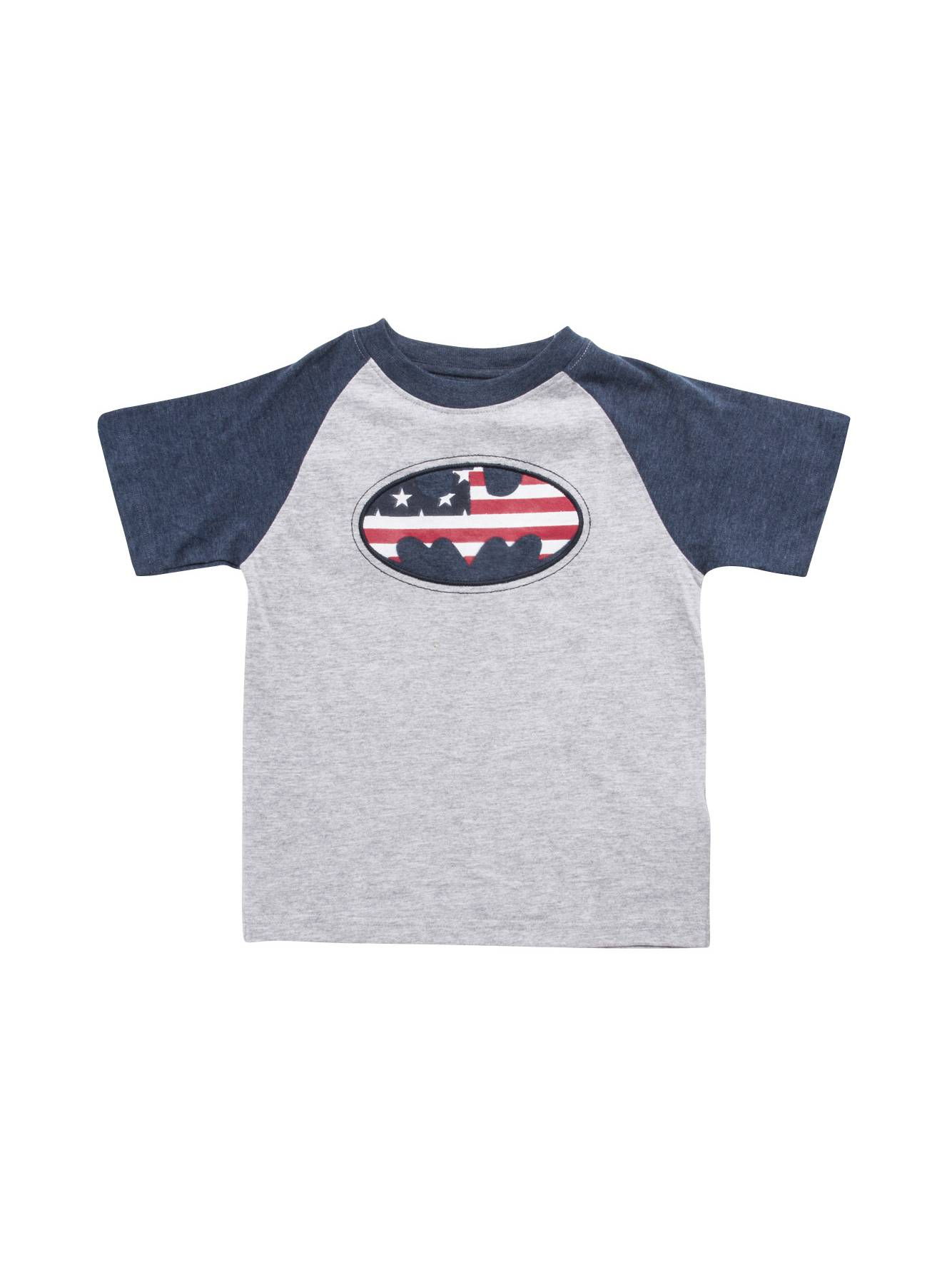 USA Themed Batman Toddlers T-Shirt