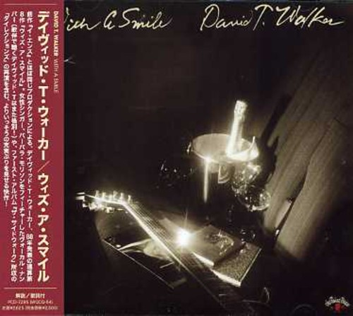 David T. Walker - With a Smile [CD]