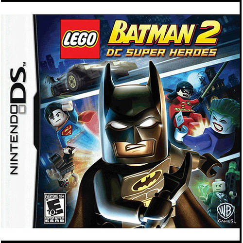 Lego Batman 2 DC Super Heroes (DS) - Pre-Owned