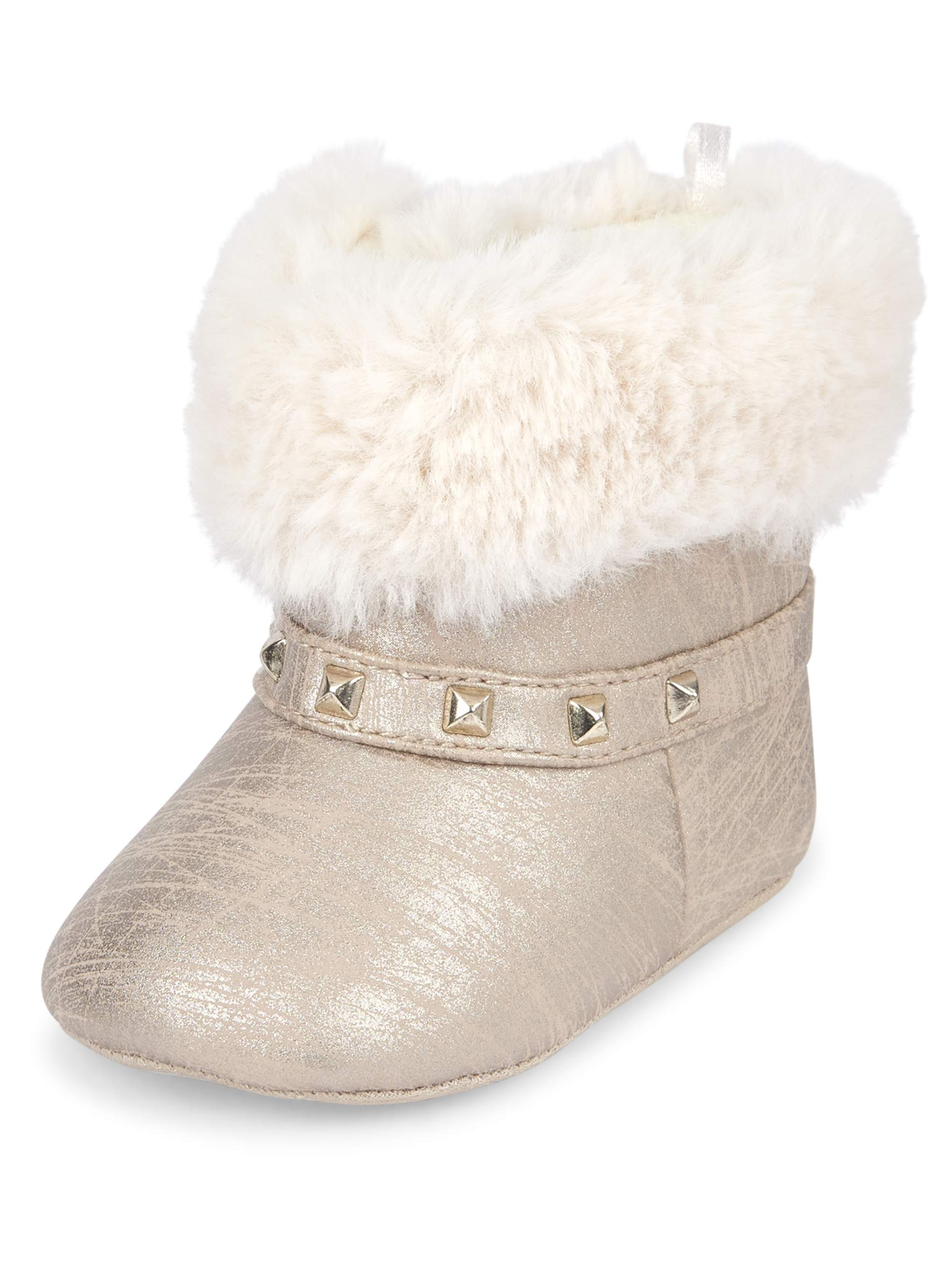 The Children's Place Baby Girls' Studded Bootie