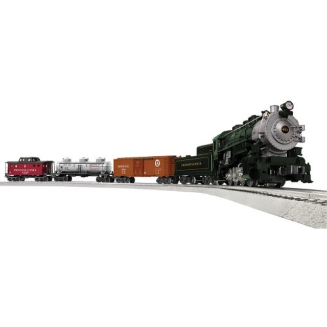 Lionel PennSylvania Flyer O Gauge Train Set Multi-Colored by Lionel