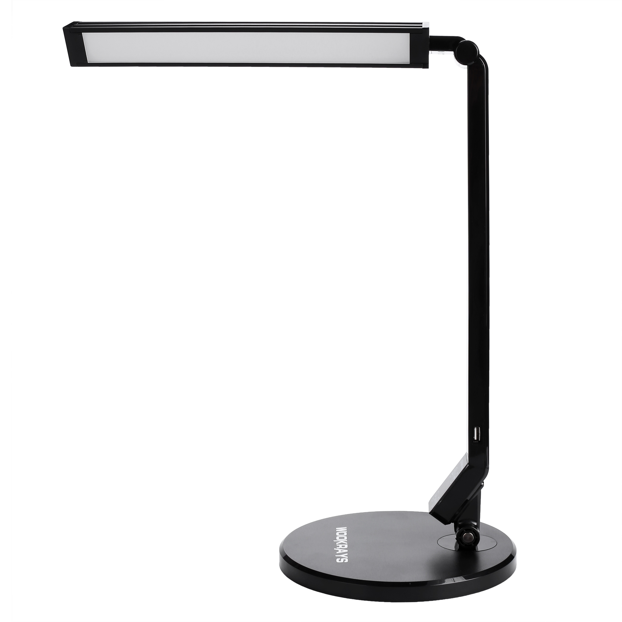 10W LED Adjustable Desk Lamp with Color Temperature Changing Eye Protection by
