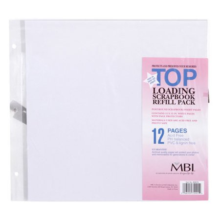 Refills for MBI Albums - 12 x 12 inches