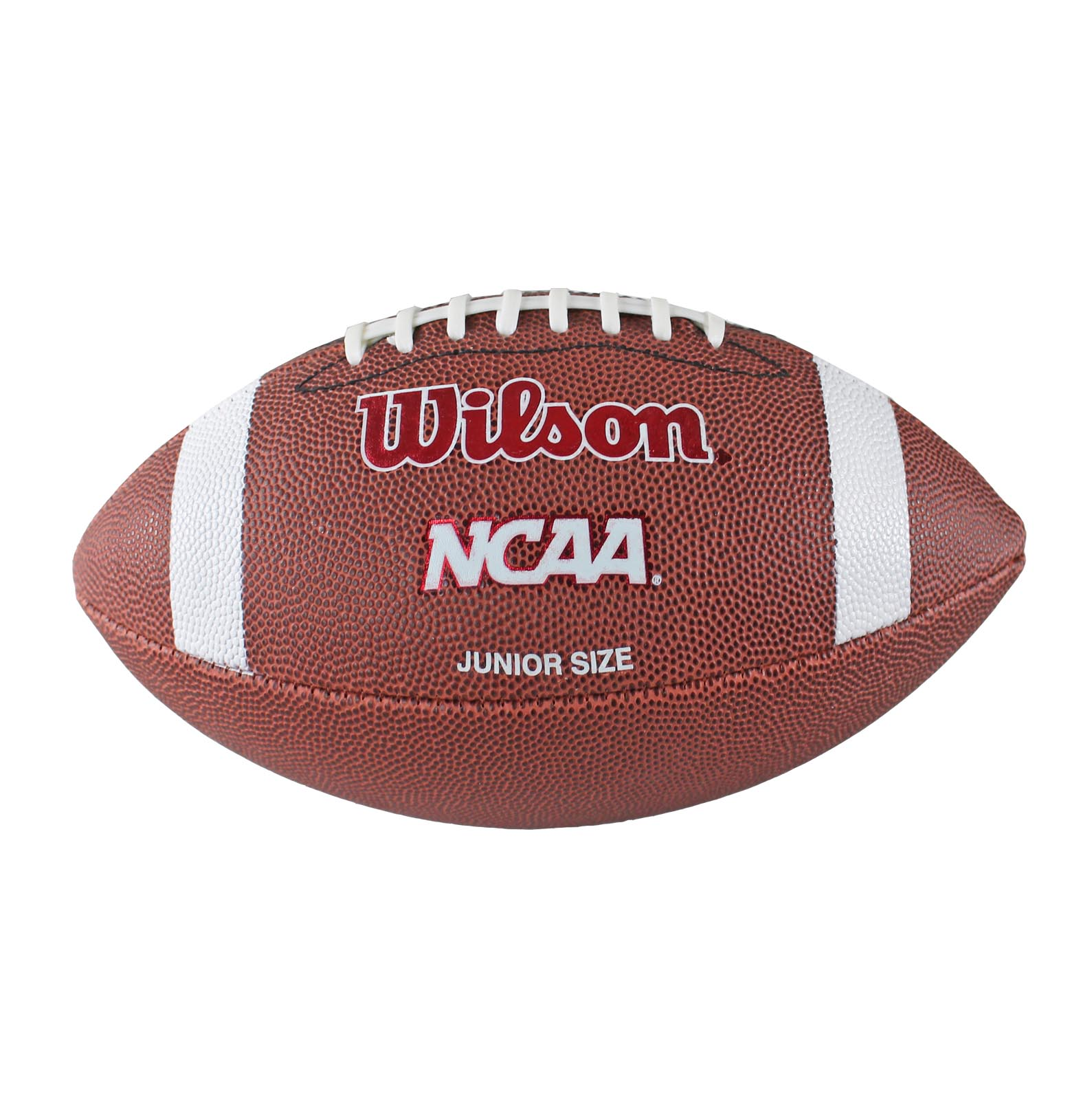 NEW WILSON NCAA Red Zone Junior Size Composite Leather Game Football | WTF1571ID