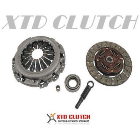 XTD PREMIUM CLUTCH KIT FOR 03-07 INFINITI G35 03-06 NISSAN 350Z 3.5L VQ35DE ()