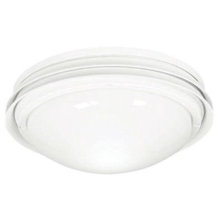 Hunter Fan Company 28438 Low Profile Marine II Light Kit, White