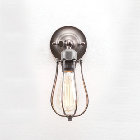 Yosemite Home Decor 1 Light Wall Sconce Walmartcom