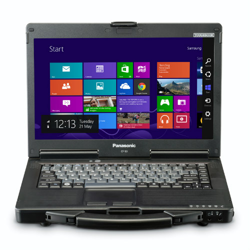 Panasonic CF-532CLZYCM 14-inch Semi-Rugged Laptop